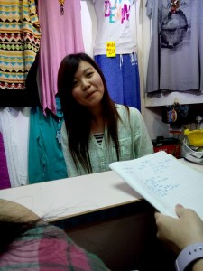 楊小姐:「買得多唔俾又唔係幾好意思。」(黃愷恩)